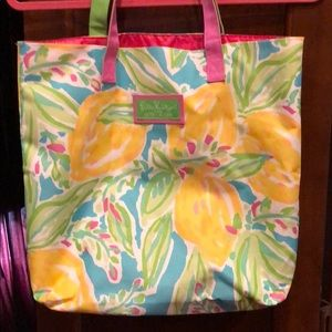 Lilly Pulitzer Beach Bag.  NWOT
